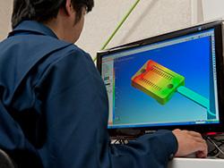 樹脂流動解析システム Simpoe-Mold フランス Simpoe 社製