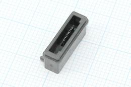 製品:携帯電話 充電コネクタ (24時間無人成形) 素材:PPS