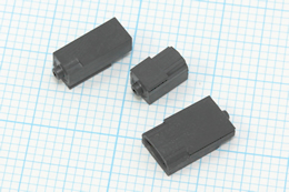 製品:コンデンサー用 樹脂ケース (24時間無人運転) 素材:PEEK